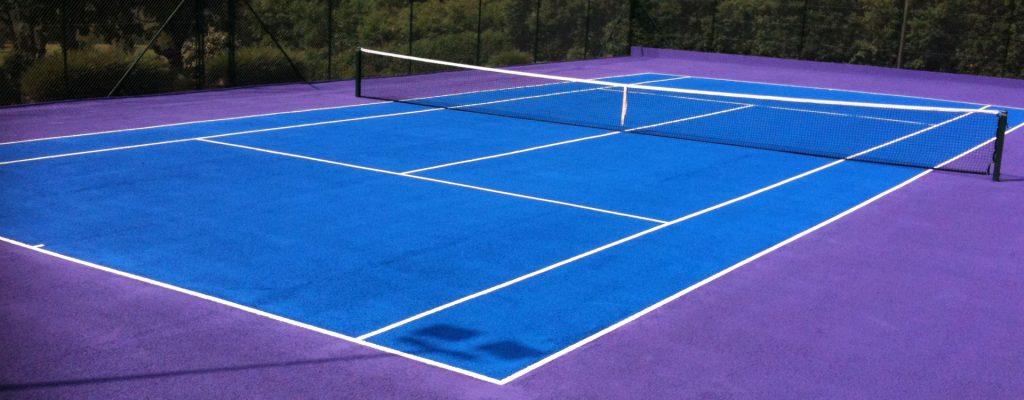 Tennis Court Resurfacing Contractors